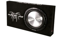 "SOUNDSTREAM SLIM-13SB 13"" STEALTH SUB + BOX 4OHM 350W RMS"