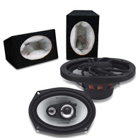SOUNDSTREAM SF693T SF SERIES BOXED 6X9'S