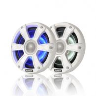"""FUSION SG-FL65SPW SIGNATURE SERIES WHITE 6.5"""" COAX"""