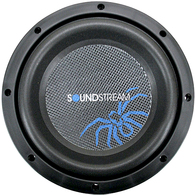 "SOUNDSTREAM R3.10 REFERENCE 10"" SUB 2 OHM DVC 700W RMS W/ BOX"