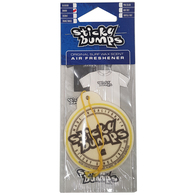 STICKY BUMPS AIR FRESHENER CIRCLE - BANANA