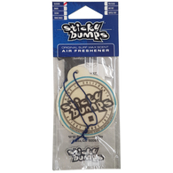 STICKY BUMPS AIR FRESHENER CIRCLE - BLUEBERRY