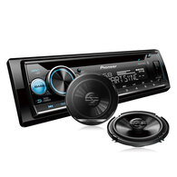 "PIONEER DEH-S5150BT + 6"" G SERIES COAX SPEAKER PACK"
