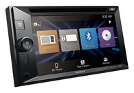 SONY XAV-W651BT HEAD UNIT