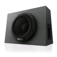 "PIONEER TS-WX1210A WX SERIES 12"" POWERED SUBWOOFER + BOX"